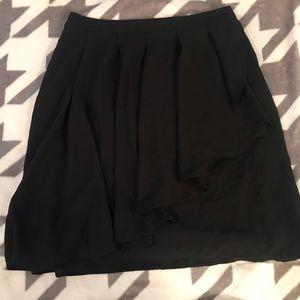 Cato ruffle detail skirt